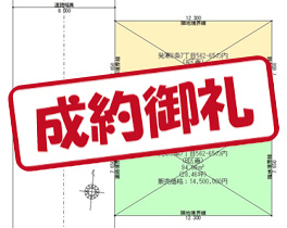 札幌市西区発寒8条7丁目(B区画)